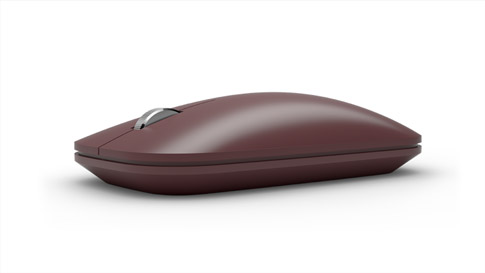 Surface Mobile Mouse in Bordeaux Rot
