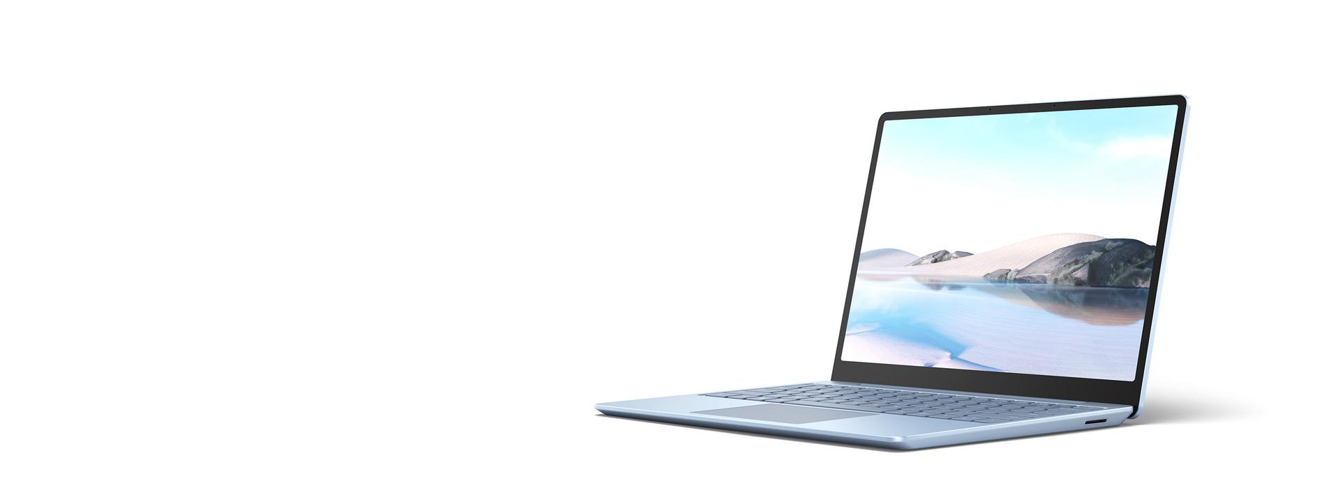 Surface Laptop Go in Eisblau