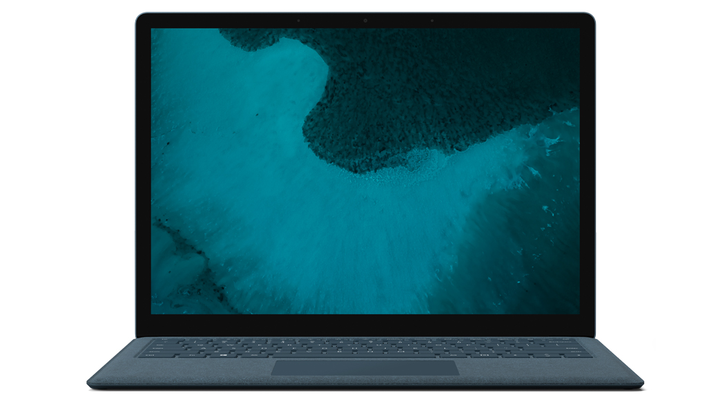 Surface Laptop 2 – Kobalt Blau