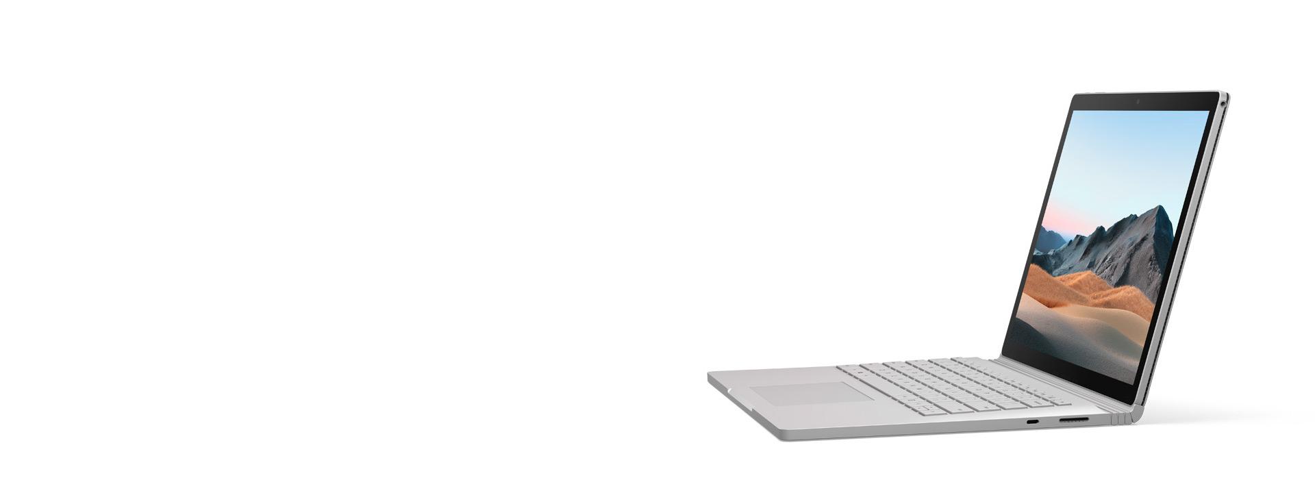 Surface Book 3 mit 13,5-Zoll-PixelSense™-Bildschirm