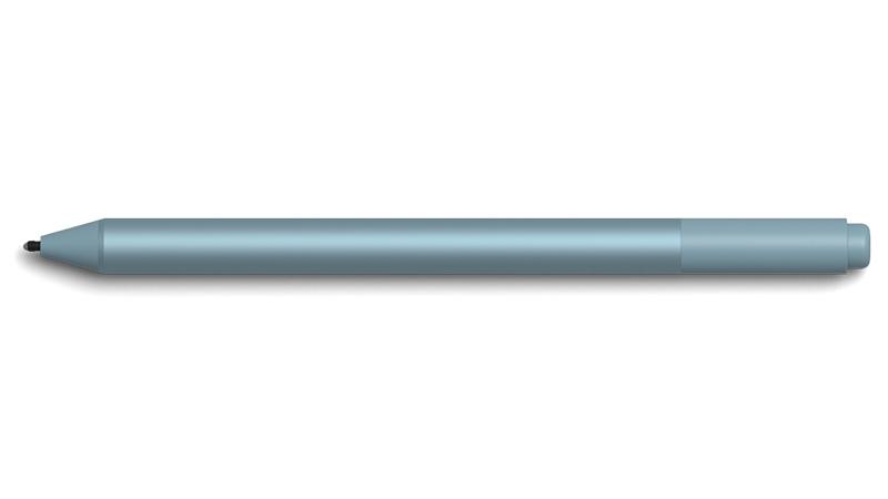 Surface-Stift aus limitierter Edition in Wasserblau