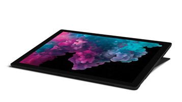 Surface Pro 6 im Studio-Modus