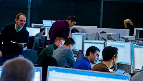 Bild von Computerzentrum