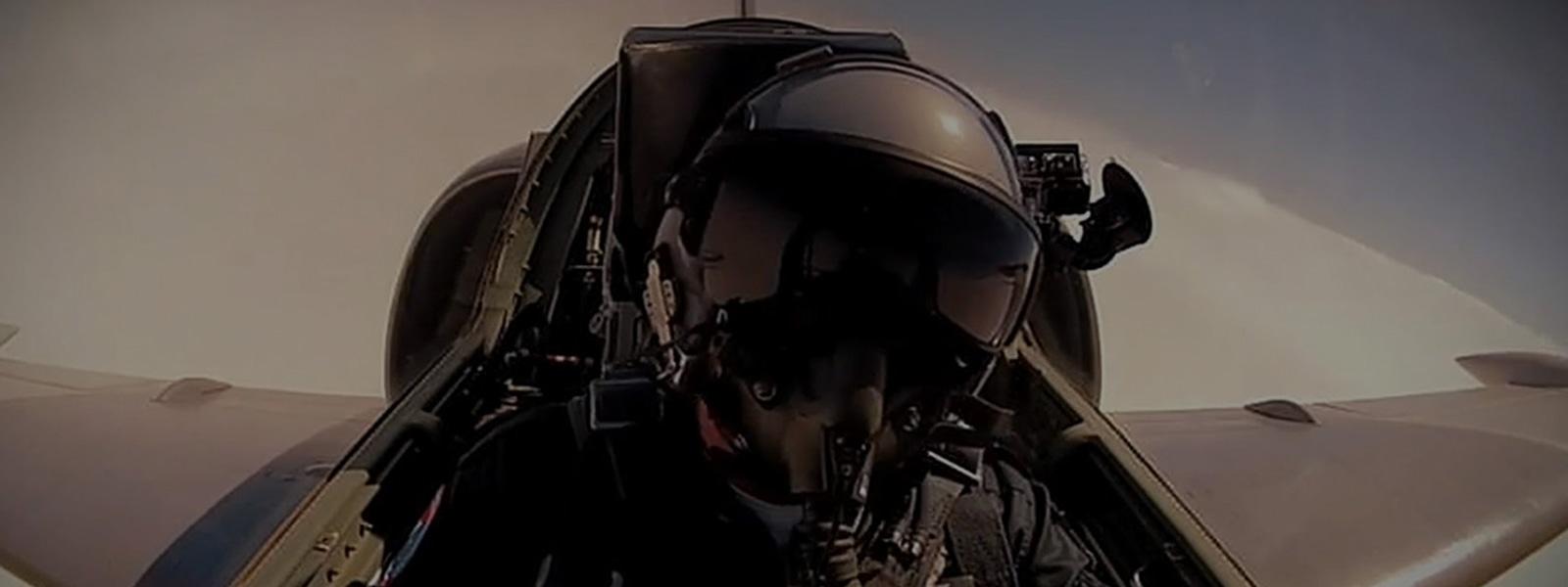 Pilot des US-Militärs
