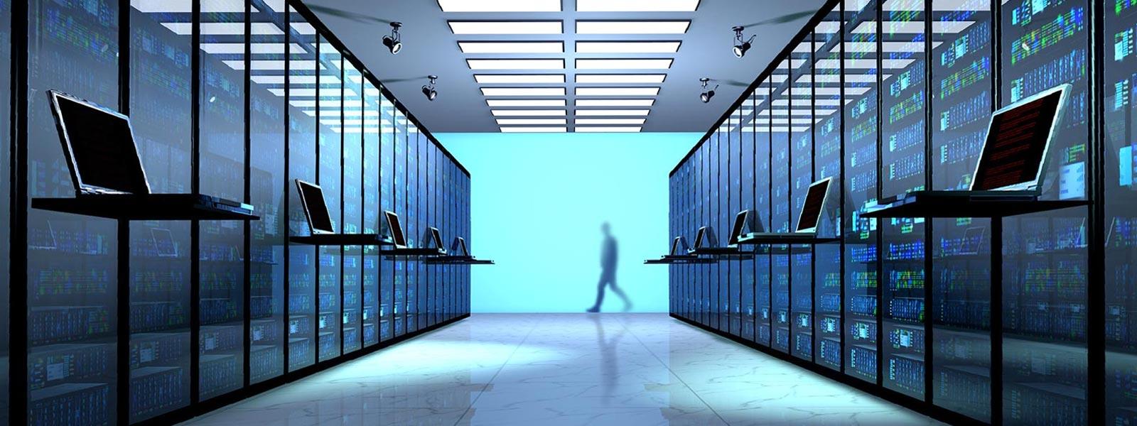 Geräte mit Windows 10 in einem Rechenzentrum