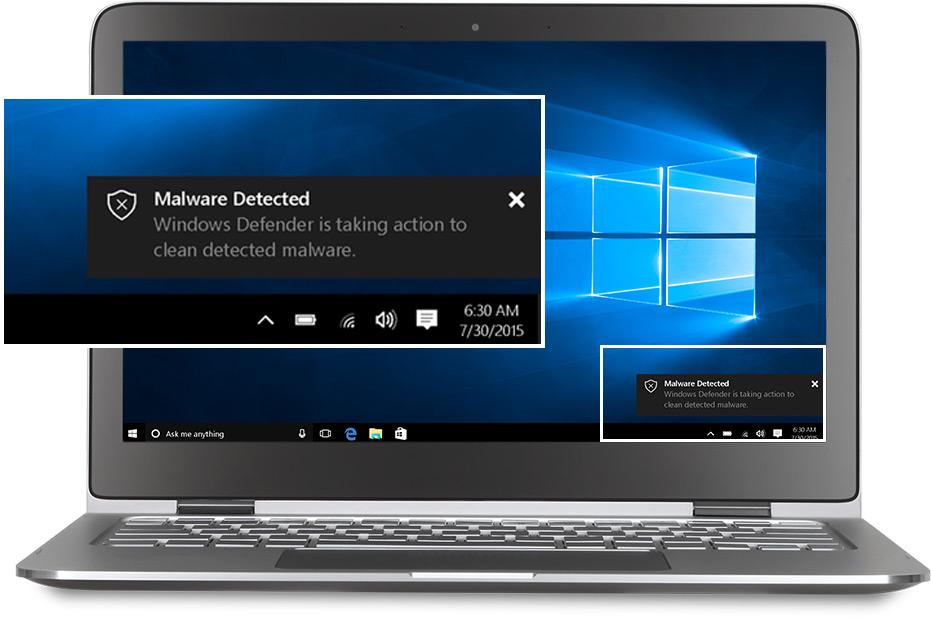 Laptop mit Microsoft Edge auf dem Bildschirm. Auf einem Foto auf einer Website ist ein Kreis um einen Kajakfahrer gezogen.