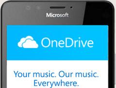 Kreiere deinen Mix: Bringe über OneDrive deine eigene Musik in Groove ein