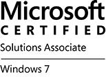 MCSA: Windows 7