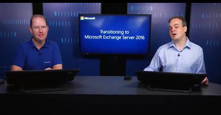 Transitioning to Microsoft Exchange Server 2016