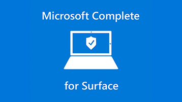 Microsoft Complete Extended Service Plan für Surface