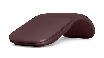 Surface arc mouse Bordeaux Rot