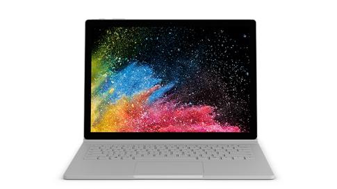 Produktabbildung eines Surface Book 2