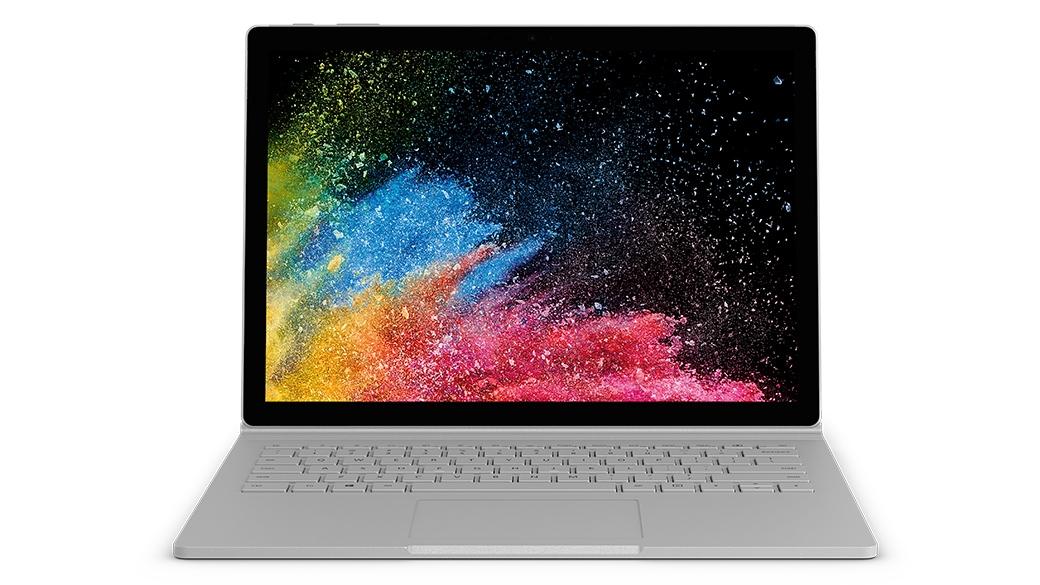 SurfaceBook 2-Laptop