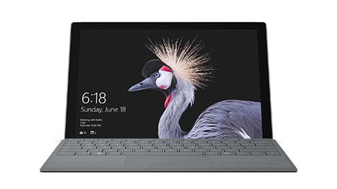 Produktabbildung eines Surface Pro