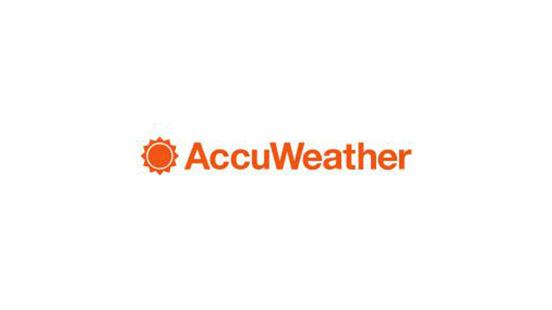 Λογότυπο AccuWeather