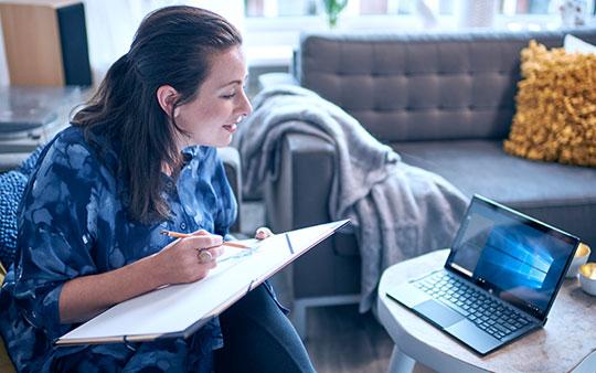 Microsoft tablet με δυνατότητα λήψης φωτογραφιών