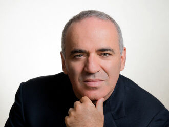 Garry Kasparov photo