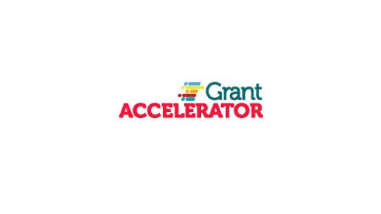 Λογότυπο Grand Accelerator