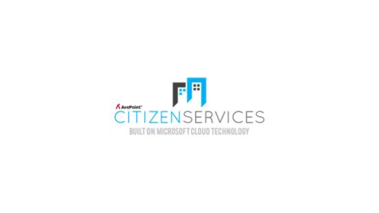 Λογότυπο AvePoint Citizen Services