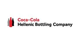 Λογότυπο Coca-Cola Ελληνική Εταιρεία Εμφιαλώσεως