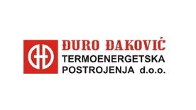 Λογότυπο DURO DAKOVIC TERMOENERGETSKA POSTROJENJA d.o.o.