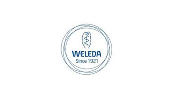 Λογότυπο Weleda