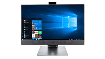 A Windows 10 All-in-one device