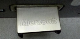 Device connector etching