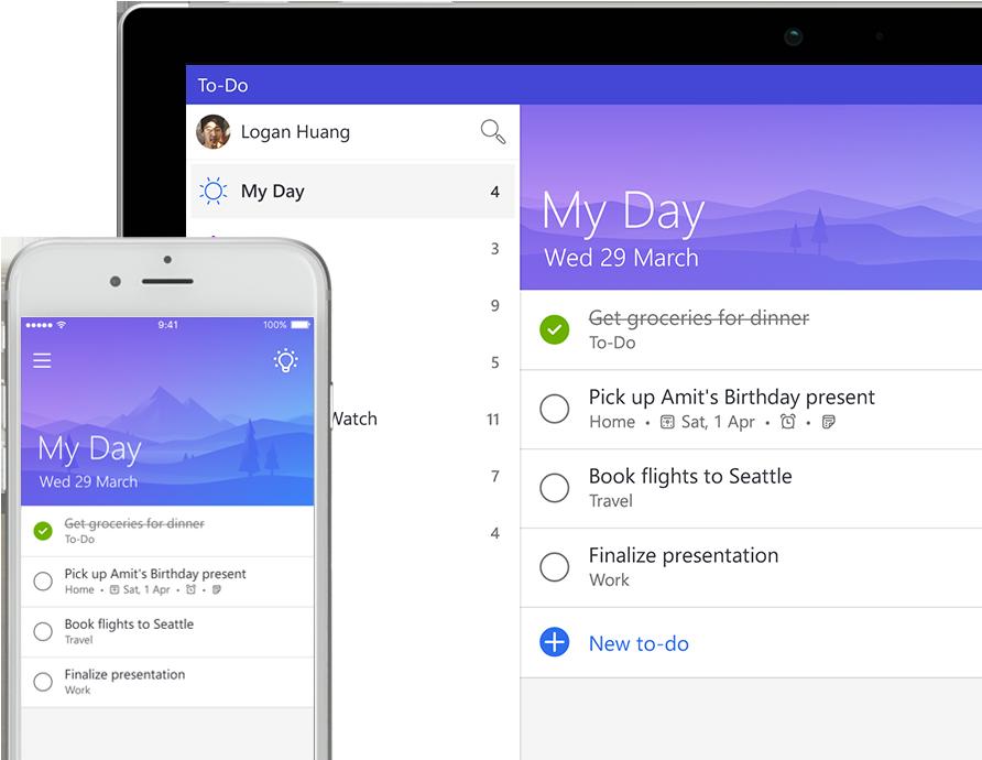 microsoft to do list app office 365
