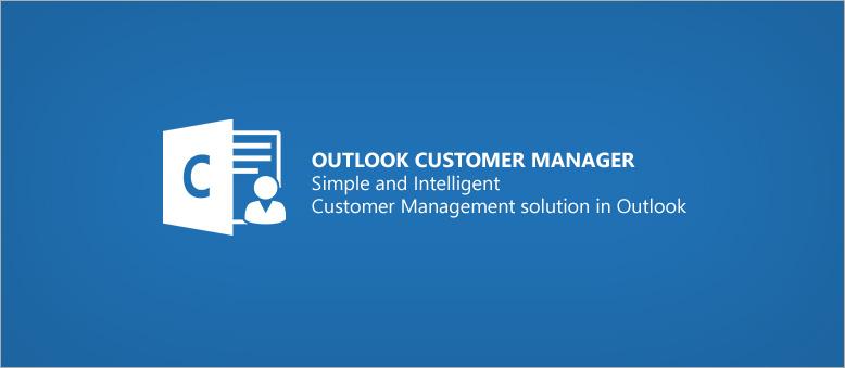 Outlook Customer Manager logo