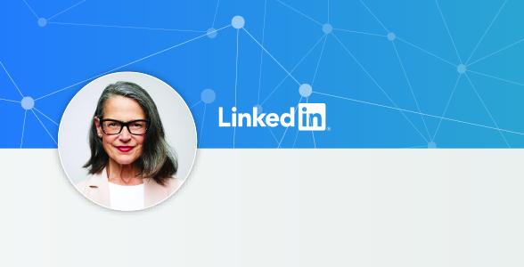LinkedIn headshot.