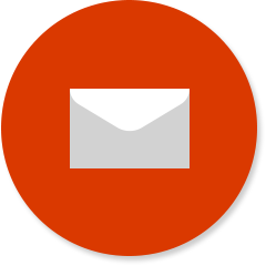 Personal icon with email envelope
