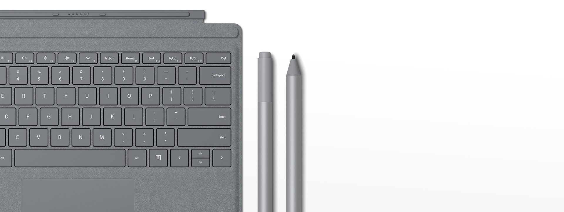 Surface Pro Type Cover, Surface Pen