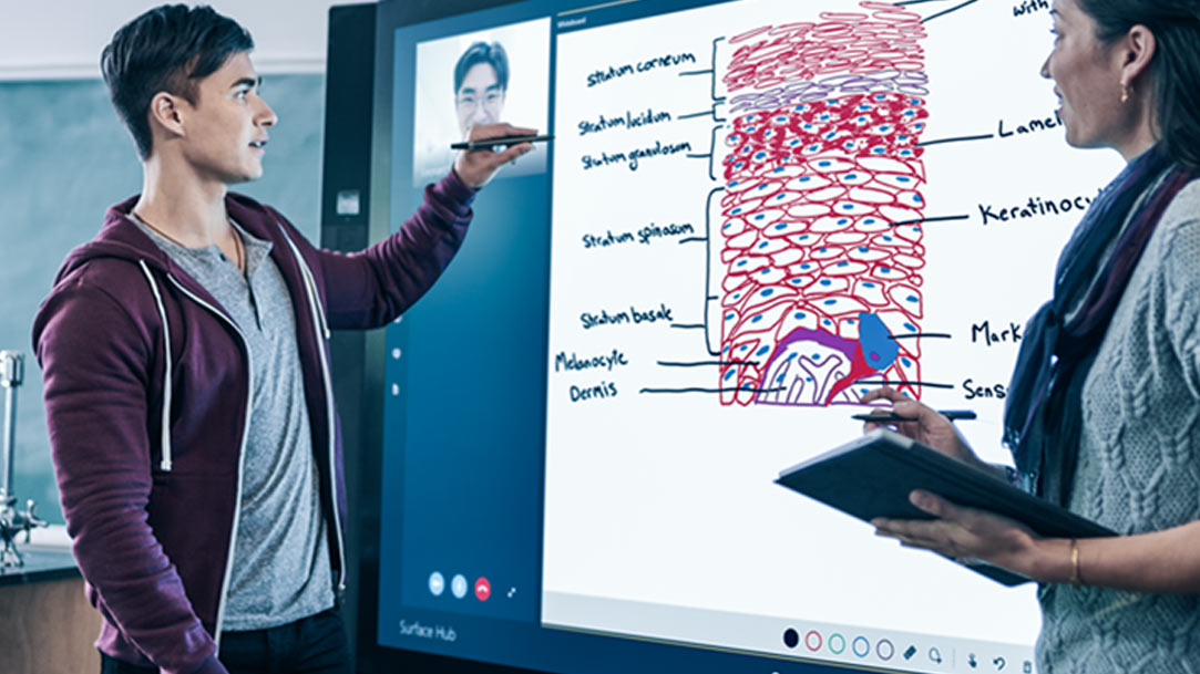 Surface Hub Tech Specs Amp Product Information Microsoft