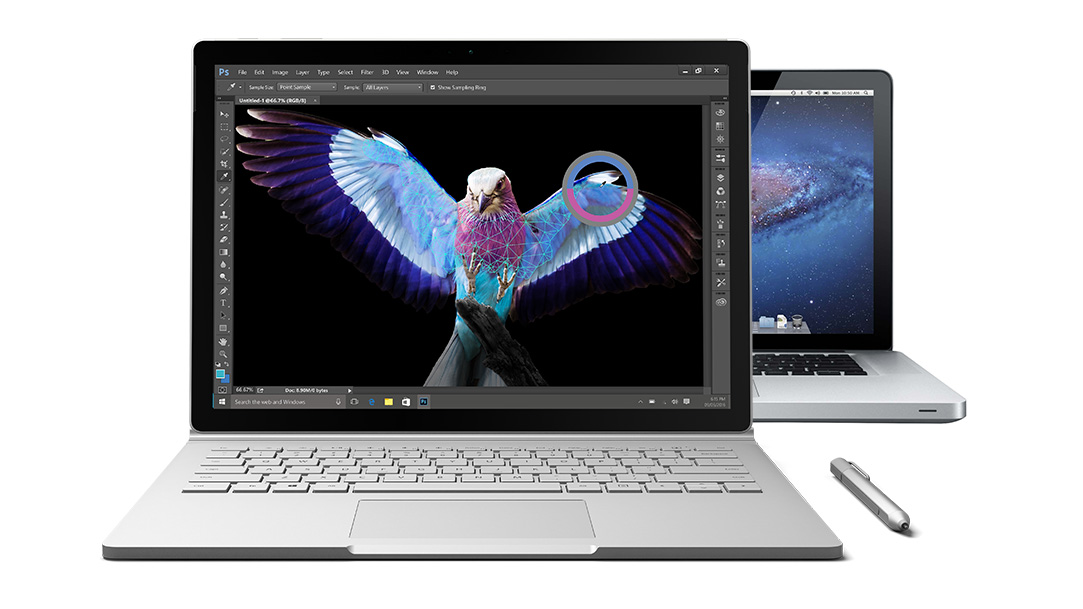microsoft surface book the ultimate laptop now more powerful than ever before. Black Bedroom Furniture Sets. Home Design Ideas
