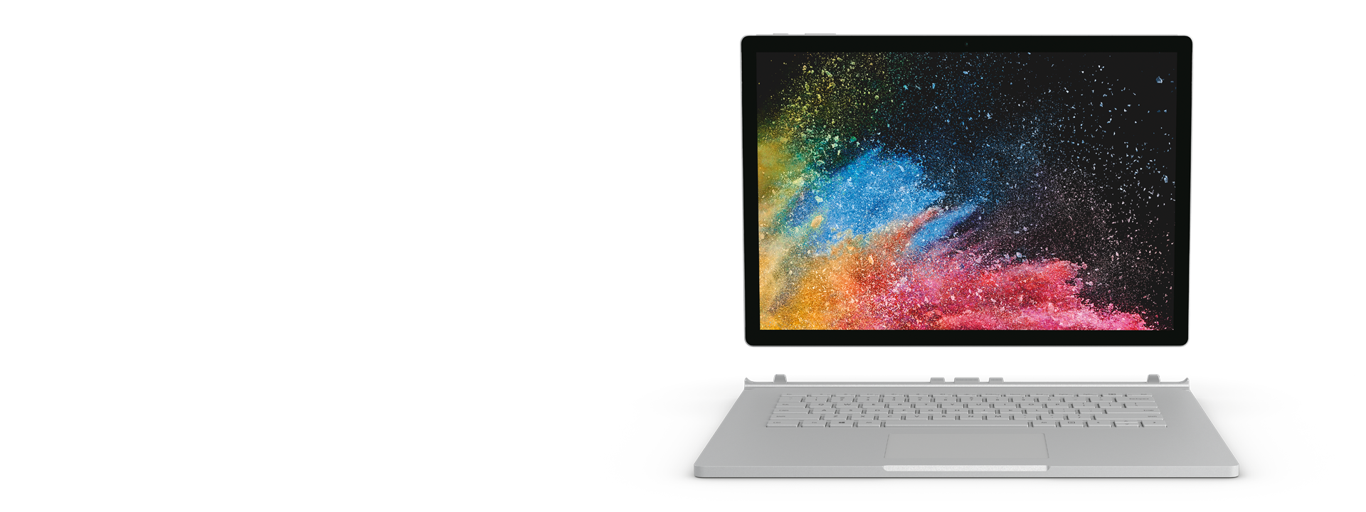 "Surface Book 2 with 15"" PixelSense™ Display"