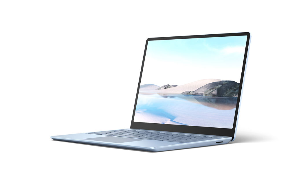 Ice Blue Surface Laptop Go