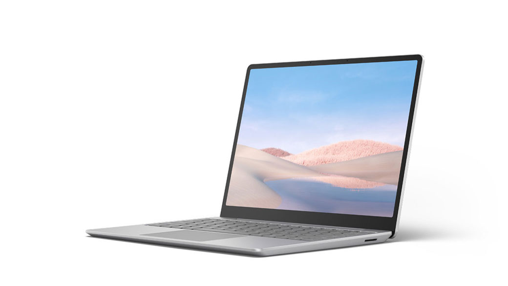 Platinum Surface Laptop Go