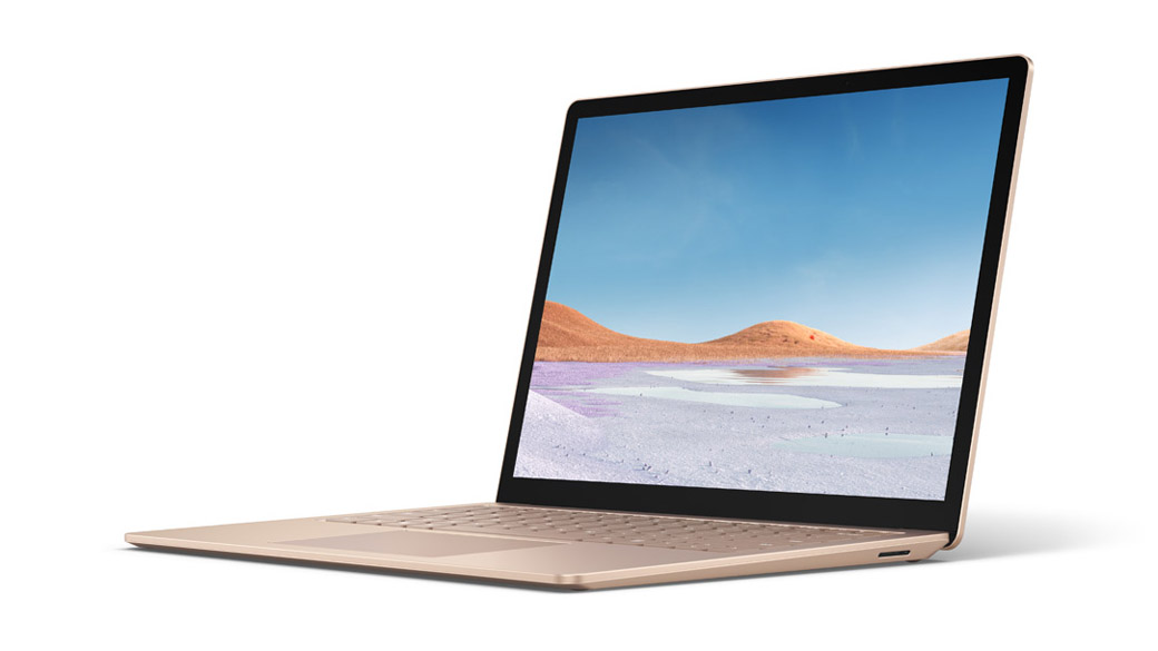 Sandstone Surface Laptop 3 13.5