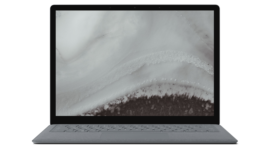 Platinum Surface Laptop 2