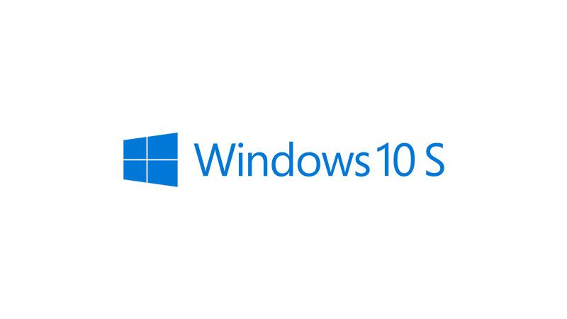 Windows 10 S Logo