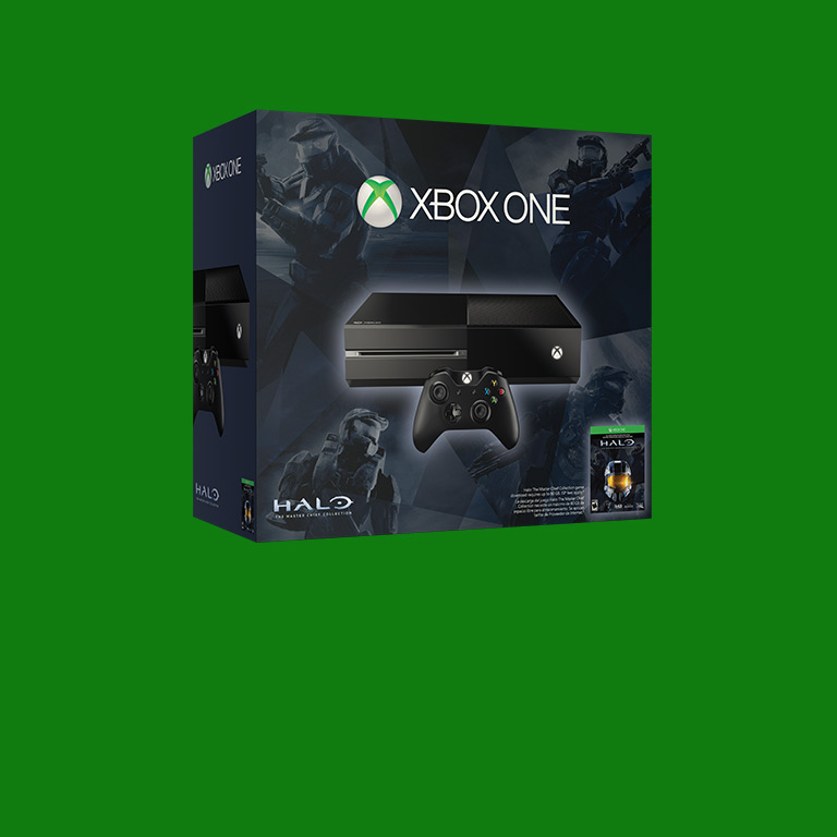 4 Halo games. 1 bundle. Great price (while supplies last).
