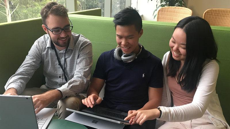 Alan Huynh, Technology Strategist Grad 2018