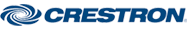 Crestron logo, learn about Crestron products for Skype for Business meetings