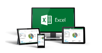 Excel works across your devices.
