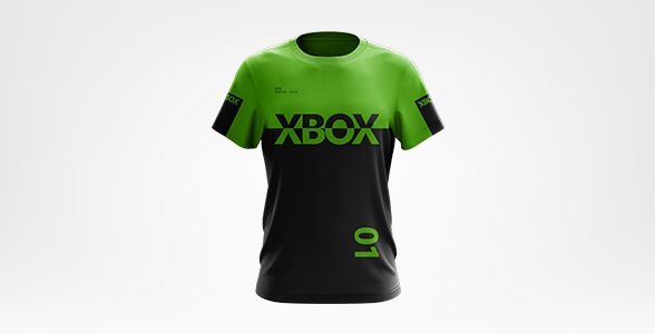 Black Friday exclusive gift, Xbox Reflection t-shirt , with purchase.