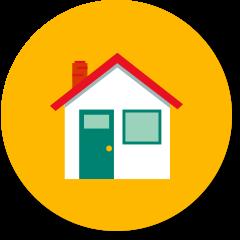 Home answer icon