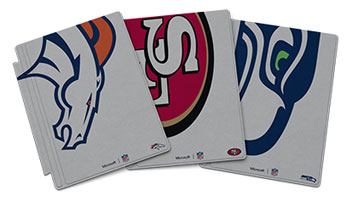 Special Edition NFL Type Cover