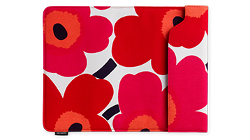 Unikko Marimekko Sleeve for Microsoft Surface Pro and Surface Laptop