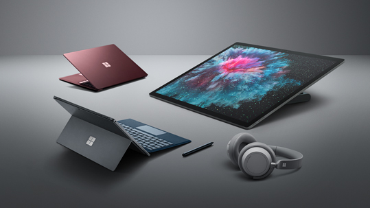 Official Home of Microsoft Surface Computers & Devices